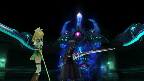 E3 2015 : Sword Art Online : Lost Song illustré