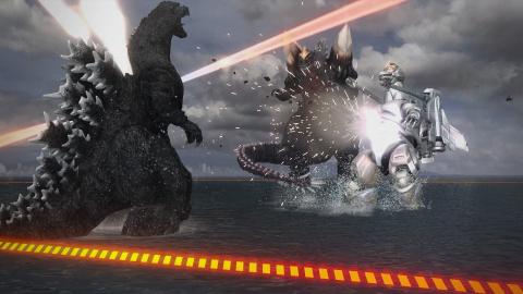 E3 2015 : Godzilla se dote d'une vidéo de gameplay de 4 minutes