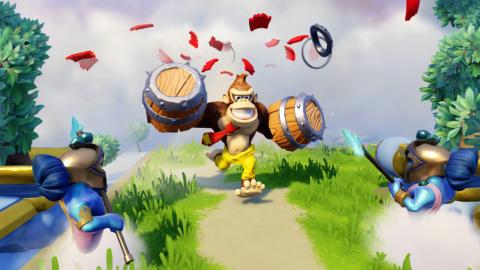 E3 2015 : Skylanders SuperChargers amiibo se dévoile en images