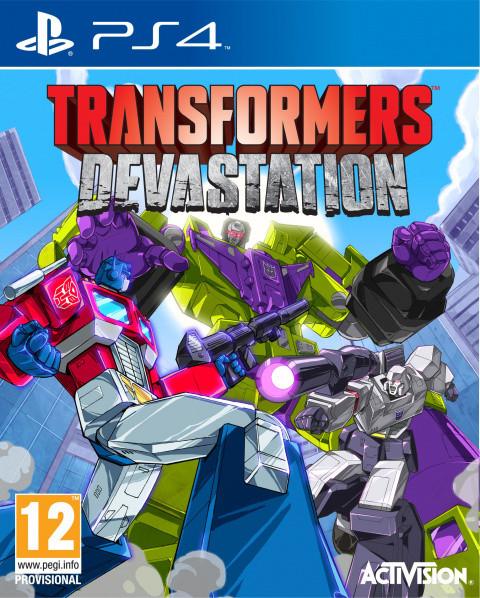 Transformers : Devastation sur PS4