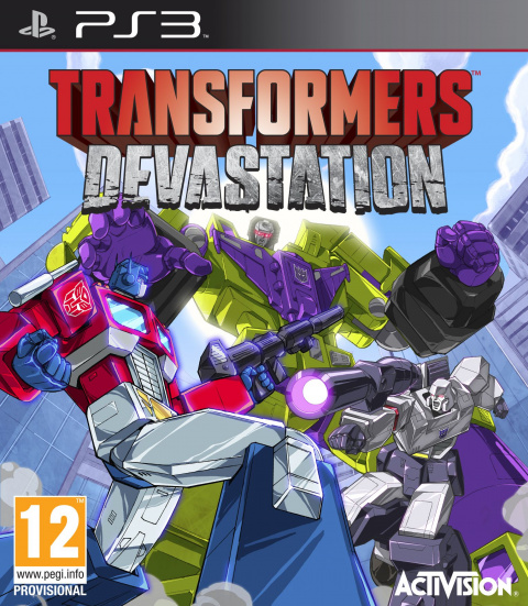 Transformers : Devastation sur PS3