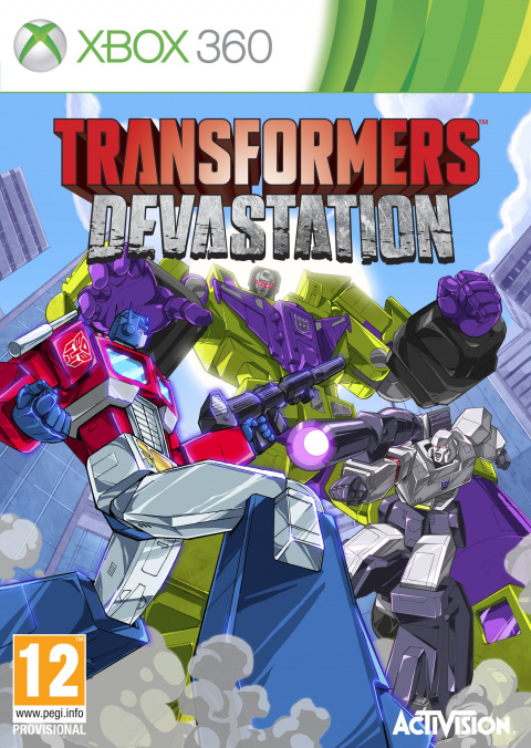 Transformers : Devastation sur 360