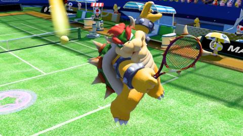 Mario Tennis Ultra Smash : Une déception presque annoncée