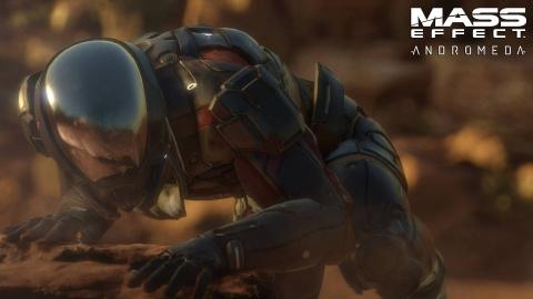 Mass Effect Andromeda jouable chez Bioware