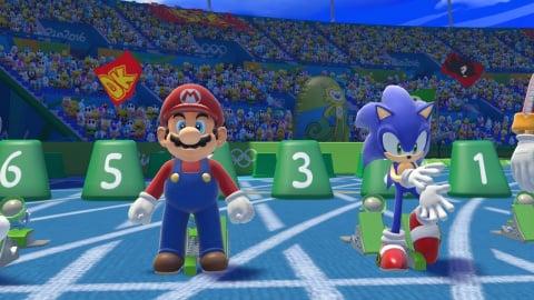 E3 2015 : Premières images de Mario & Sonic aux Jeux Olympiques de Rio 2016
