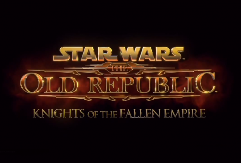 Jaquette de Star Wars : The Old Republic : Knights of the Fallen Empire