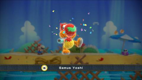 E3 2015 : Yoshi's Woolly World, dernière galerie avant la sortie ?