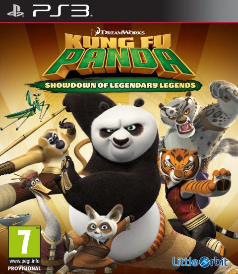Kung Fu Panda : Le Choc des Légendes sur PS3