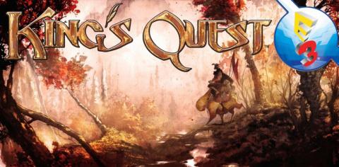 Jaquette de E3 2015 : King's Quest, le retour du roi