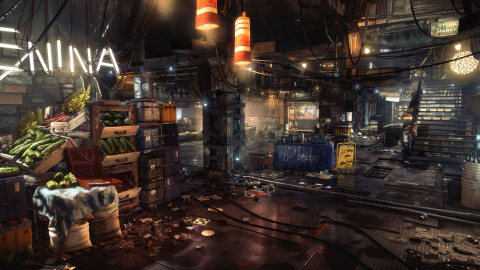 E3 2015 - Deus Ex: Mankind Divided se transhumanise en images