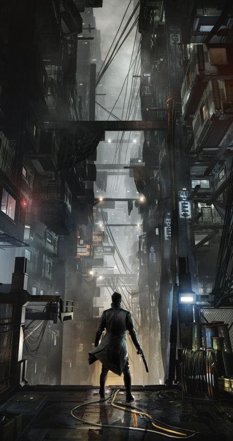 Choissisez le contenu de l'édition collector de Deus Ex : Mankind Divided