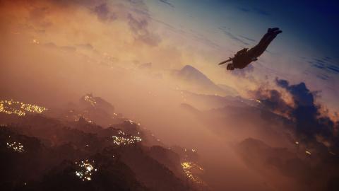 E3 2015 : Just Cause 3 se pavane en images