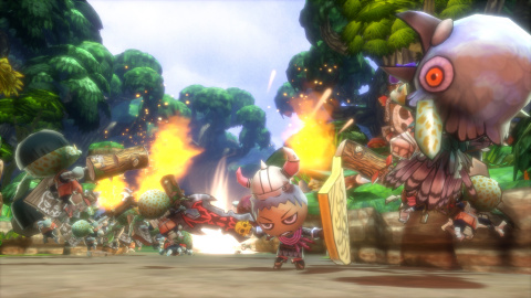 Happy Dungeons paraîtra sur PlayStation 4 en septembre