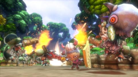 Happy Dungeons précise sa date de sortie sur PlayStation 4