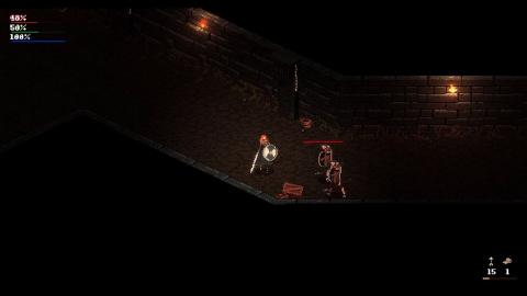 Eitr, Un Dark Souls en pixel art? : E3 2015