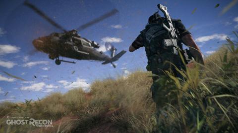 Ghost Recon Wildlands - Grands espaces pour lutte antidrogue : E3 2016