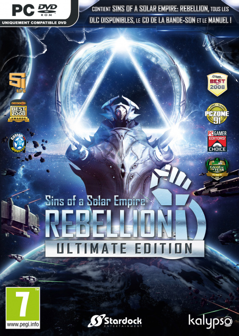 Sins of a Solar Empire: Rebellion - Ultimate Edition sur PC