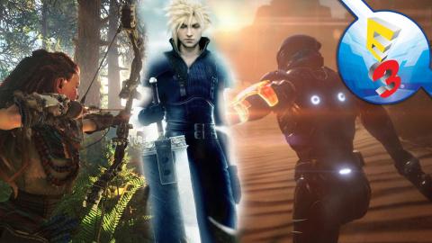 Jaquette de E3 2015 : les vidéos les plus marquantes du salon