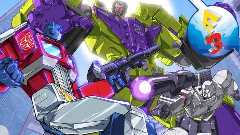 Jaquette de Transformers : Devastation, on a joué au nouveau PlatinumGames - E3 2015