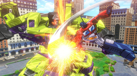 Transformers : Devastation, on a joué au nouveau PlatinumGames - E3 2015