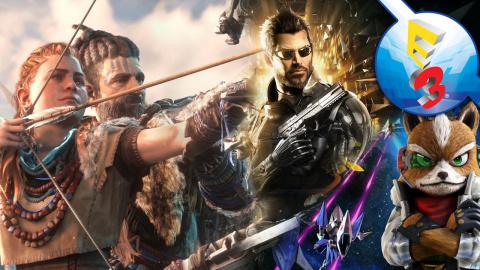Jaquette de E3 2015 : Les meilleurs jeux par machine
