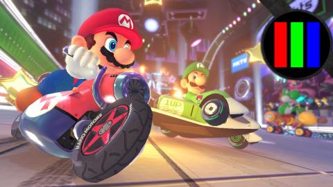 After Bit - Analyse des musiques de Mario Kart 8
