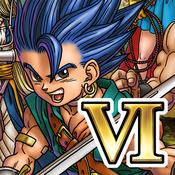 Dragon Quest VI sur iOS