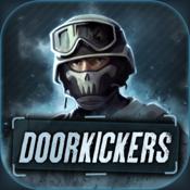 Door Kickers sur iOS