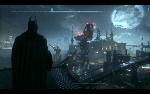 Batman Arkham Knight : Le patch 1.05 de sortie sur PS4