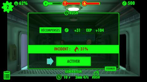 Fallout Shelter : Le portage post-apocalyptique