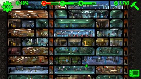 Fallout Shelter se met à jour avec l'update 1.5