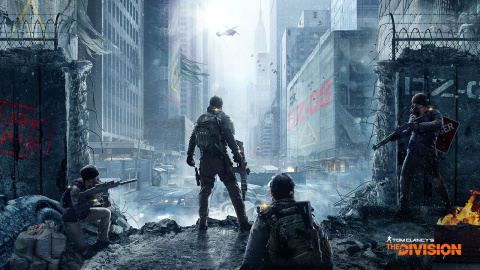 Jaquette de The Division : Du gameplay commenté dans la Dark Zone