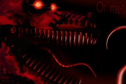 Five Nights At Freddy's 4 : The Final Chapter, teasing troublant à souhait