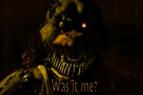 Five Nights at Freddy's 4 déjà disponible sur PC
