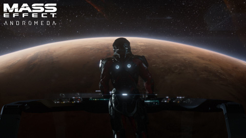 Mass Effect Andromeda sur PS4