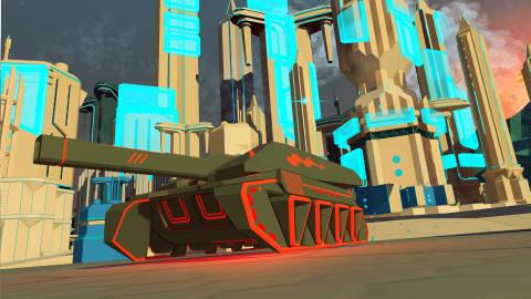 Battlezone : La réalité virtuelle au service de l'arcade