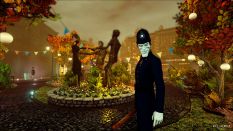 Jaquette de We Happy Few réussit sa campagne Kickstarter