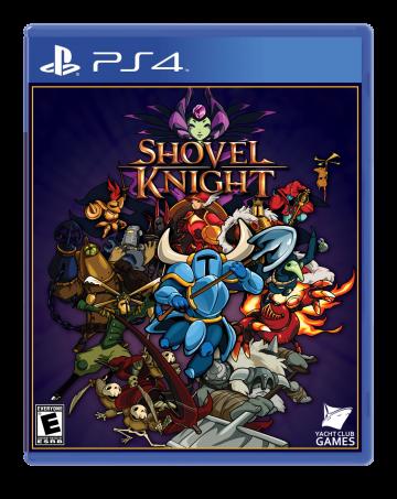 Shovel Knight bientôt mis en boîte
