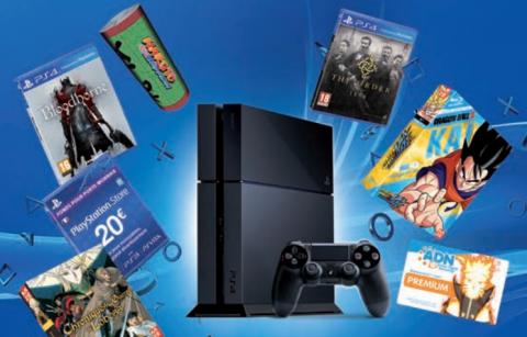 Jaquette de Un concours PlayStation 4 à la Japan Expo