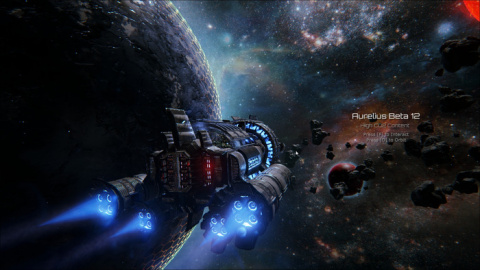 Jaquette de Into the Stars lance son early access