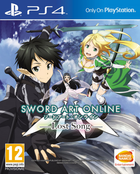 Sword Art Online : Lost Song sur PS4