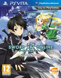 Sword Art Online : Lost Song sur Vita