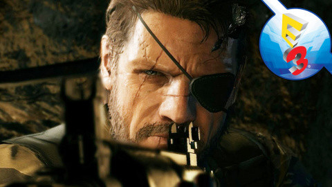 Jaquette de MGSV : The Phantom Pain - 23 minutes de gameplay à l'E3 2015