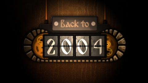 Back to 2004 : L'année 2004 en jeux et en hits de l'époque