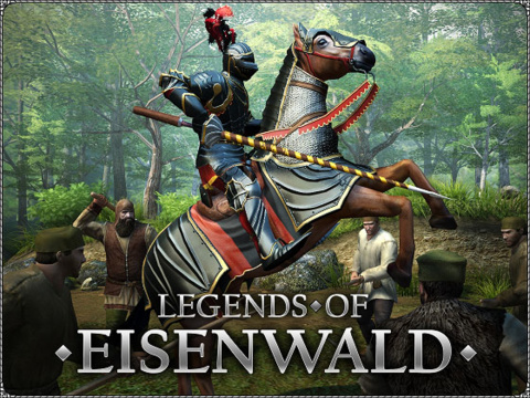 Legends of Eisenwald : Blood of November (PC)