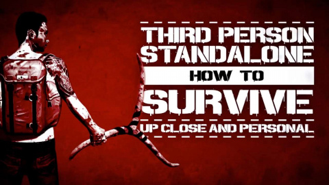 How To Survive : Third Person Standalone sur PC