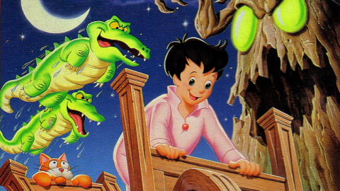 Jaquette de Oldies - Retour sur Little Nemo : The Dream Master