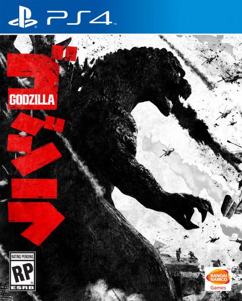 Godzilla sur PS4