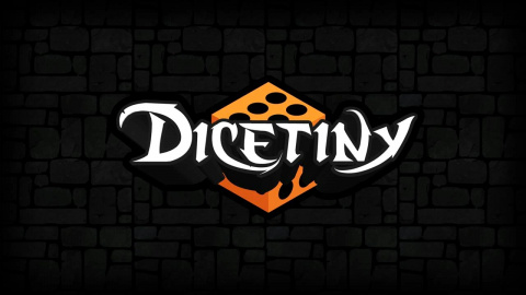 Jaquette de DICETINY : The Lord of the Dice dévoile son gameplay
