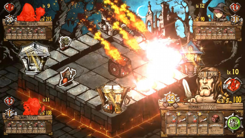 DICETINY : The Lord of the Dice dévoile son gameplay